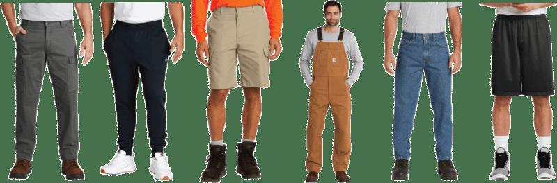 Blank Pants