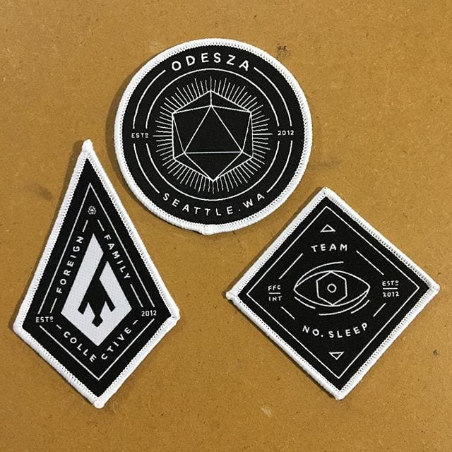 Custom Patches Seattle