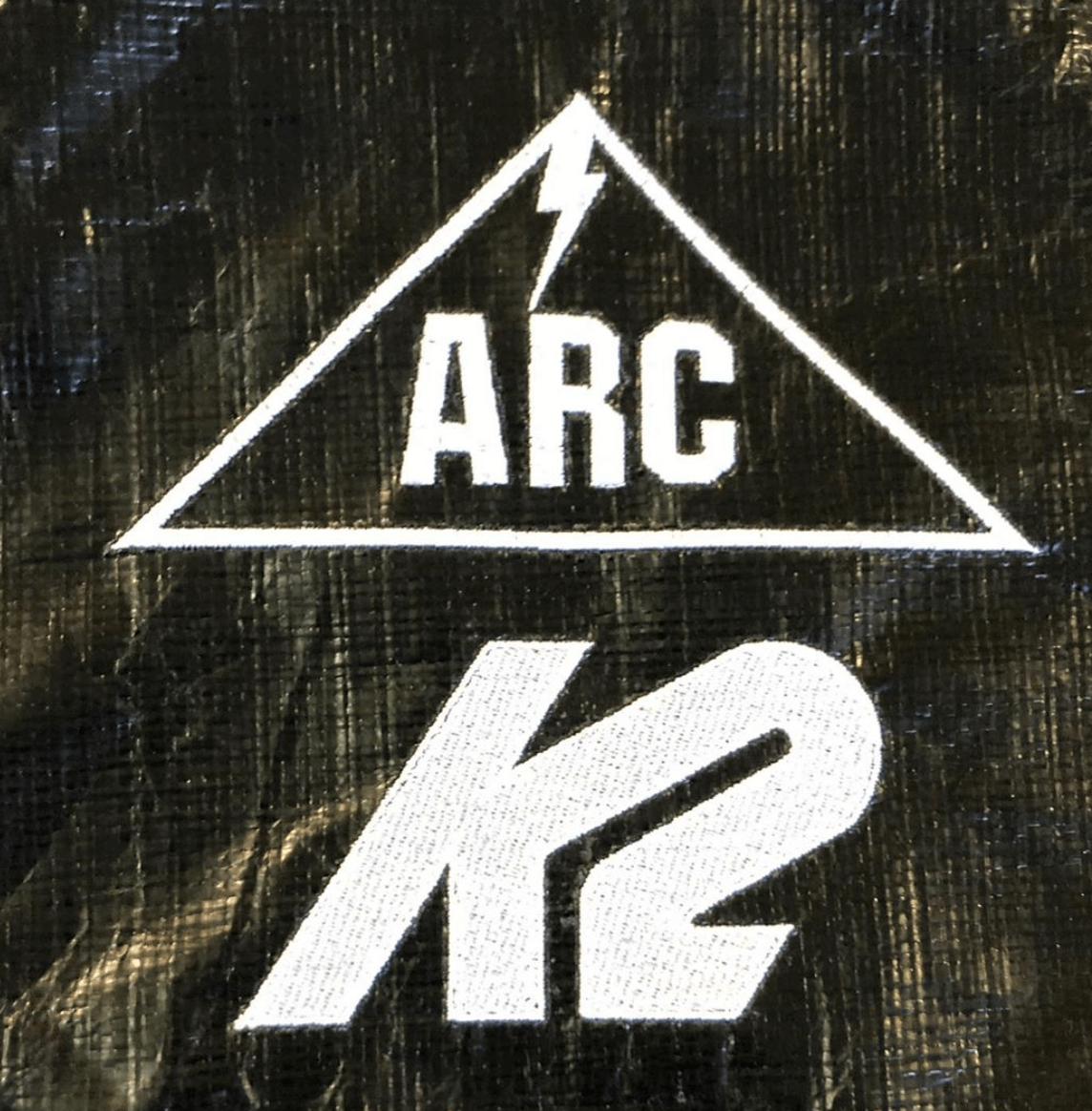 Embroidered Tarp Material