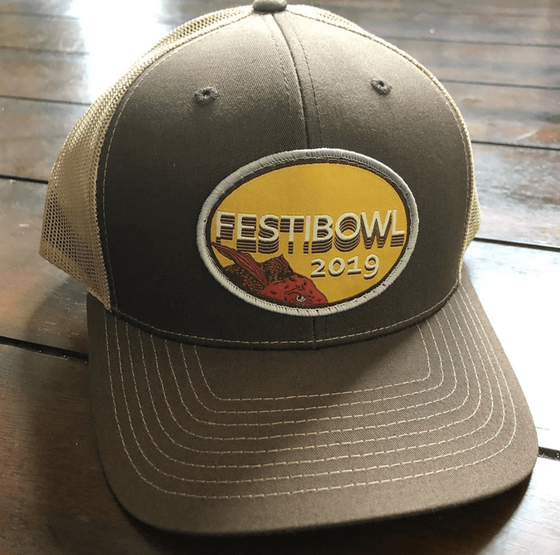 Custom Sewn Patches Seattle