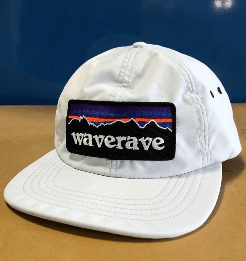 Custom Hats for Wave Rave
