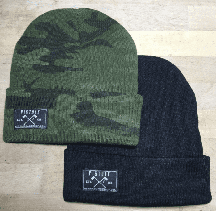 Woven Labels on Beanies