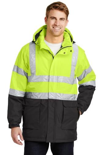 Custom High Vis Jacket