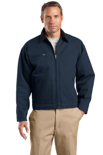 Custom Garage Jacket