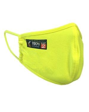 High Viz Safety Color Face Masks