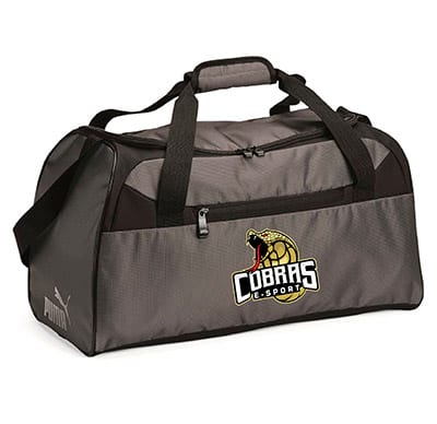 Custom Duffel Bag