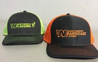 High Vis Custom Hats
