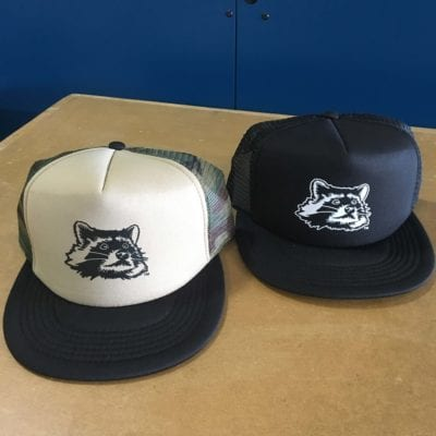 Custom Printed Truckers