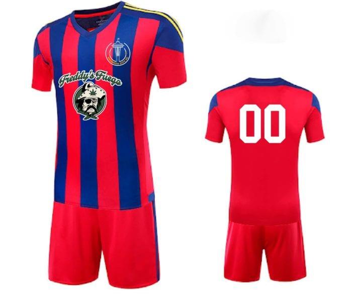 Custom Soccer Team Gear