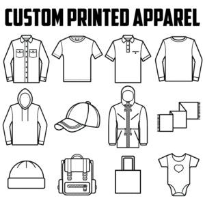 Custom Embroidery, Custom Screen Printing, Custom Headwear Seattle