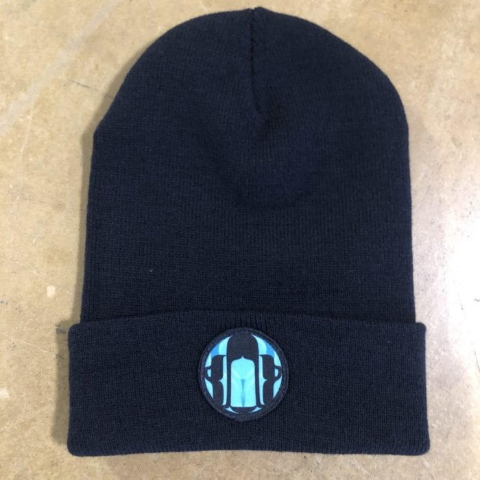 Custom Beanies Patch Sewing